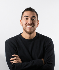 Bonhomme - Sammy Viel : Chef de projet